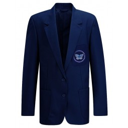 Girls Junior Blazer (Ziggy's)