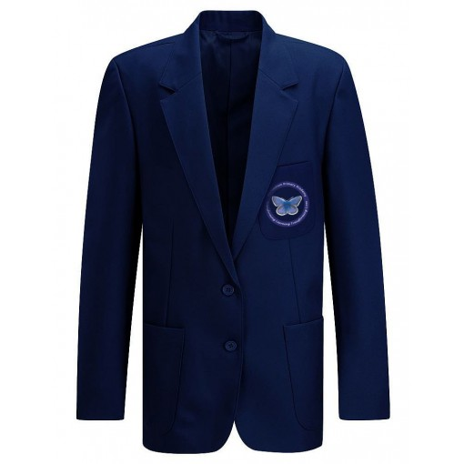 Girls Senior Blazer (Ziggy's)