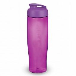 Tempo Purple Unbranded Water Bottle